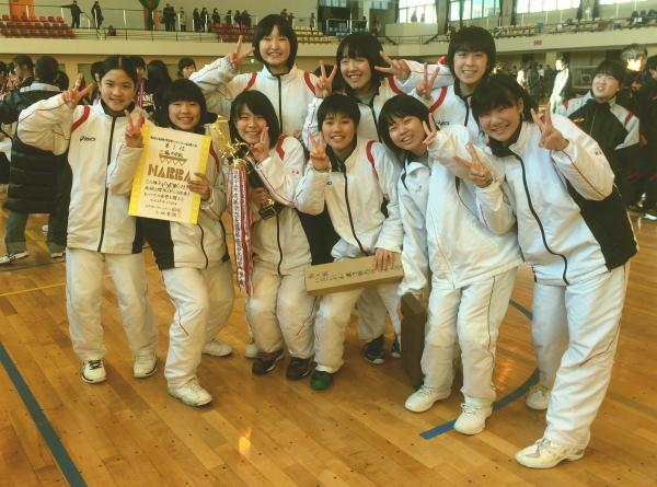 第45回長野県中学校新人大会